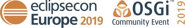 EclipseCon Europe Combo 2019 Logo