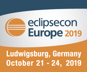 EclipseCon Europe 2019 web banner
