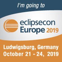 EclipseCon Europe 2019 Icon 200 x 200 I'm Going