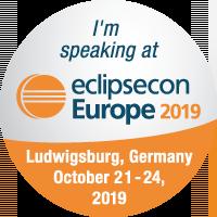 EclipseCon Europe Icon I'm speaking
