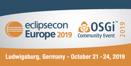 EclipseCon Europe 2019 | EclipseCon Europe 2019