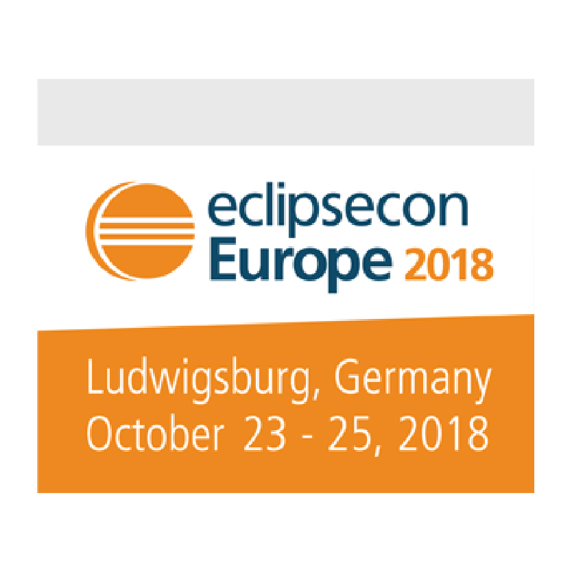 EclipseCon Europe 2018 web banner
